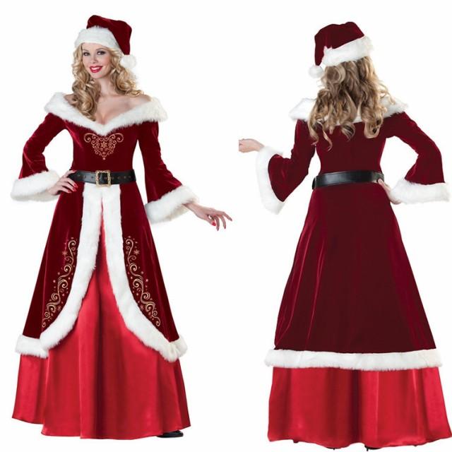 クリスマス 衣装 最豪華メイズサンタ メンズ サンタ衣装 クリスマス コスプレ