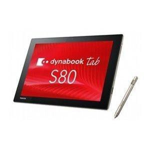 ★☆東芝 dynabook Tab S80 PS80ASGK8L7ADJ1 (Windows10 Academic(10Pro同