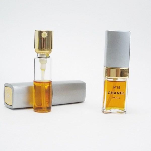 3e5eaf6c226c シャネル 香水 NO.19 パルファム スプレータイプ 2本セット 10ml 7.5ml フレグランス 中古