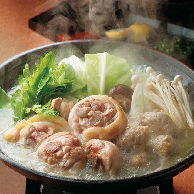 【公式・Wowma!還元祭特別販売】博多 華味鳥の水炊きセット(3〜4人前)