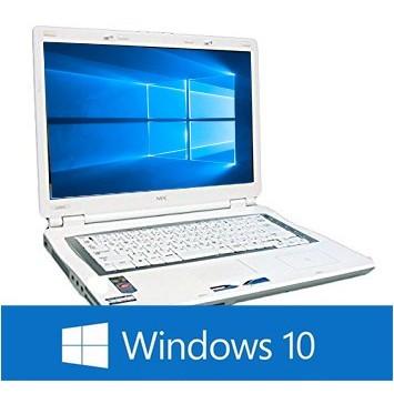 15型ワイド液晶 Windows 10/7/XP i3 i5 新品SSD 選択可能 Open Office 無線Wi-Fi DVD おまかせ 中古ノートパソコン Celeron 1.8G以上