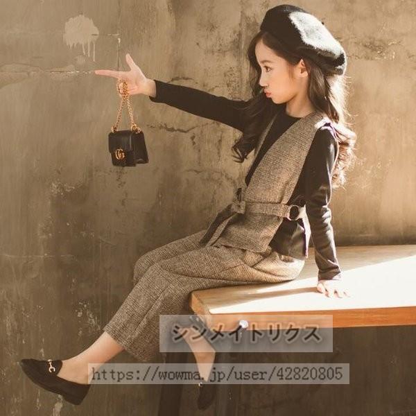bef92a679b67c 入学式 子供服 女の子 卒業式 パンツスーツ 女の子 韓国子供服 フォーマル 結婚式