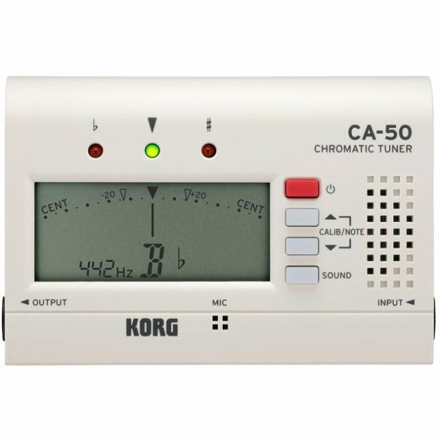 【送料無料 郵便】KORG CA-50 クロマチックチューナー(管楽器など)