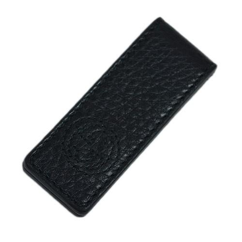 cb0d5adf4835 グッチ マネークリップ GUCCI 財布 メンズ ソーホー 型押しカーフ ブラック 406768-1000