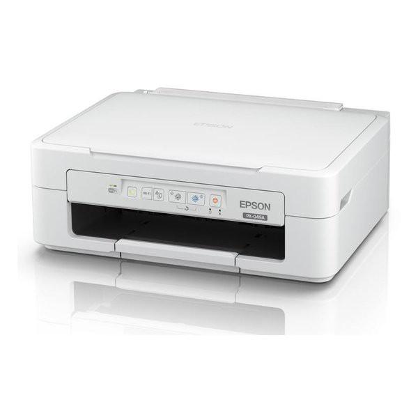 【EPSON】A4インクジェット多機能プリンター[WiFi/USB/4色] PX049A(2415478)【送料無料】