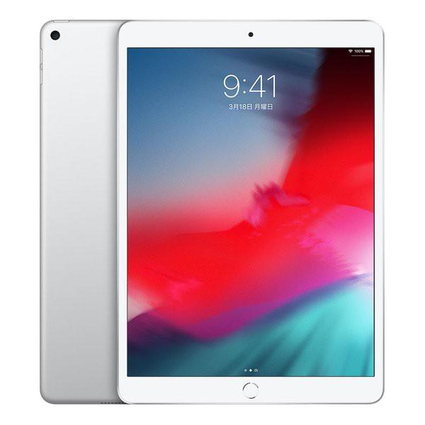apple アップル iPad Air 10.5インチ WiFi 64GB MUUK2J A シルバー MUUK2JA (247