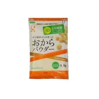 【常温】おからパウダー 100g 九一庵食品協業