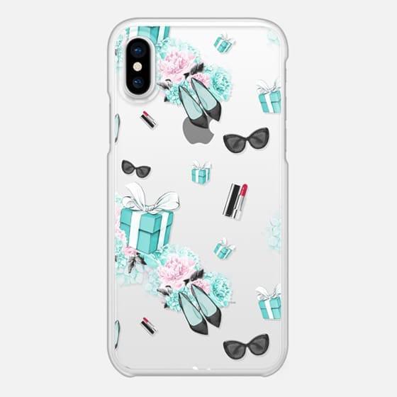sale retailer ec500 0cc40 送料無料【Casetify】★ iPhone ケース★ ティファニーブルーボックス&サングラス