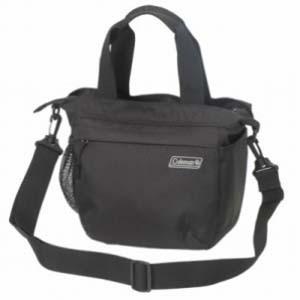 コールマン カメラトートバッグ(ブラック) CO‐8703