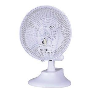 NEOVE 卓上&クリップ2WAY扇風機 NFS18−C18W ホワイト [3枚/18cm]