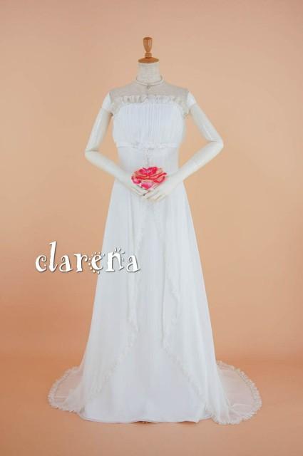 6942e6e2da2dc 結婚式ドレス  送料込 無料  カラードレス 白 二次会 花嫁 スレンダー オフホワイト