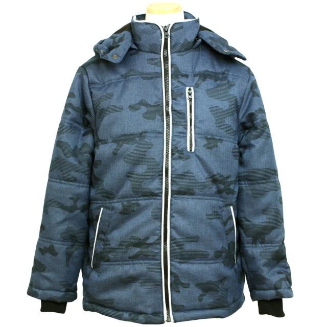 99fa07ff79153 ジャンパー 子供 ジュニア キッズ 男の子 中綿 ハーフコート ジャケット アウター 140cm 150cm 160cm 全2色