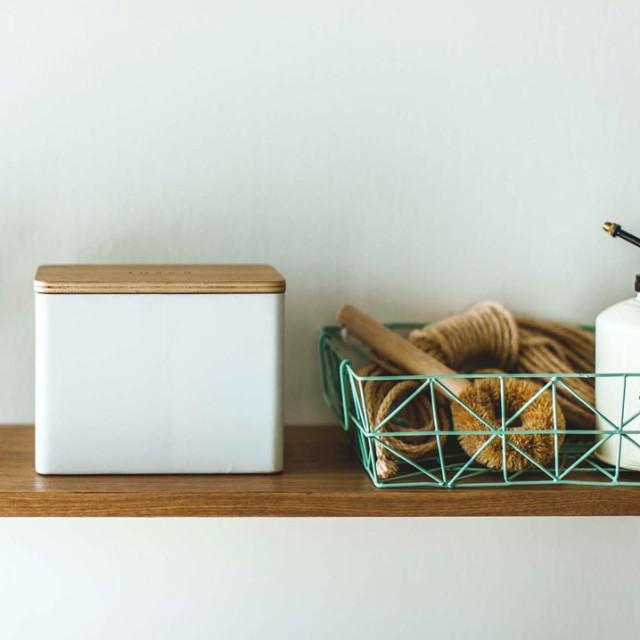 ジェルボール ケース トイレ 小物 生理用品 収納 ボックス おしゃれ 洗濯