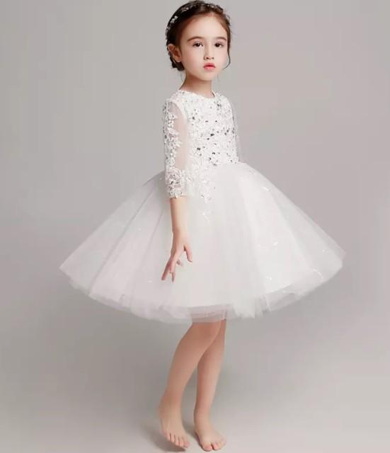33906079b38ca ドレス 子供 キッズ 女の子 ピアノ 発表会 フォーマル 子供服 160cm おしゃれ 韓国 フォーマル 女の子 韓国