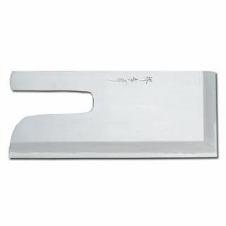 【業務用】堺孝行 蕎麦切り包丁 白二鋼 磨き 30cm 【そば切り 蕎麦切り 麺切 庖丁 包丁 出刃包