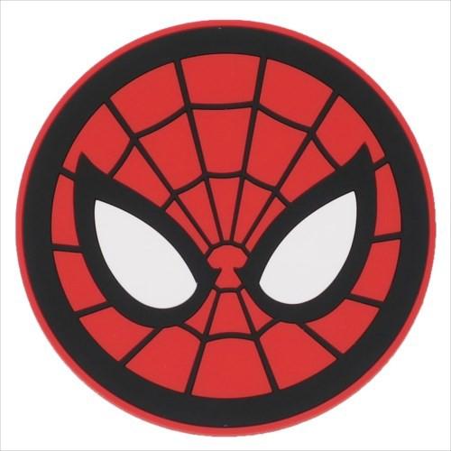 スパイダーマン テーブルウェア ラバーコースター POPアイコン マーベル キャラクターグッズ通販 メール便可