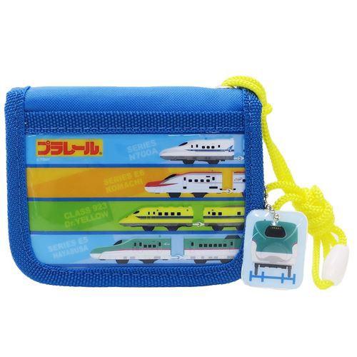 e50b5b65fa5b7 プラレール 子供用財布 キッズ ラウンドウォレット 鉄道 キャラクターグッズ通販 メール便可