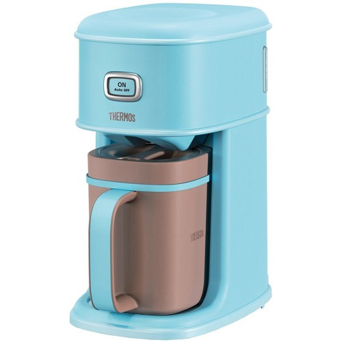 サーモス アイスコーヒーメーカー ECI-660-MBL ミ...