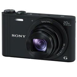 ソニー Cyber-shot DSC-WX350 B ブラック《納期約...