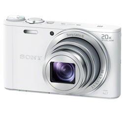 ソニー Cyber-shot DSC-WX350 W ホワイト