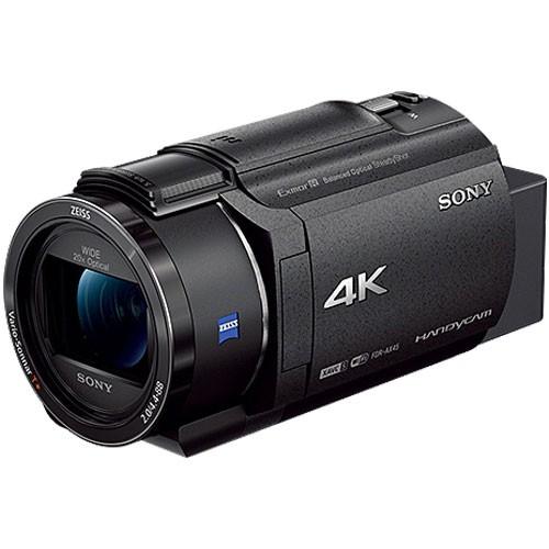 ソニー デジタル4Kビデオカメラレコーダー FDR-AX...