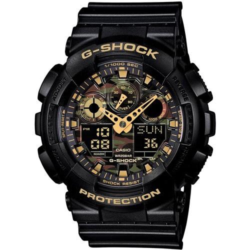 カシオ メンズ腕時計 G-SHOCK カモフラージュダイ...