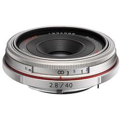 ペンタックス HD PENTAX-DA 40mm F2.8 Limited シ...