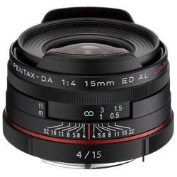 ペンタックス HD PENTAX-DA 15mm F4 ED AL Limite...
