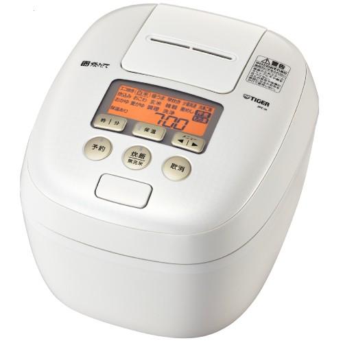 タイガー 圧力IH炊飯器 炊きたて JPC-H100-WS ...