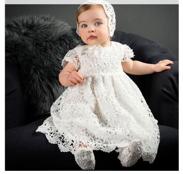 bbec71429def4 ベビードレス セレモニードレス お宮参り 新生児 ベビー 2点セット 帽子セット ワンピース