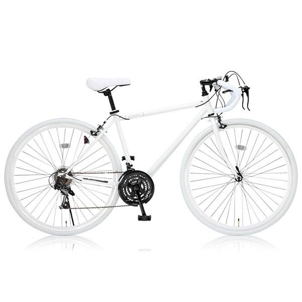Grandir Sensitive ホワイト [ロードバイク(700×28C・21段変速・フレーム470mm)]