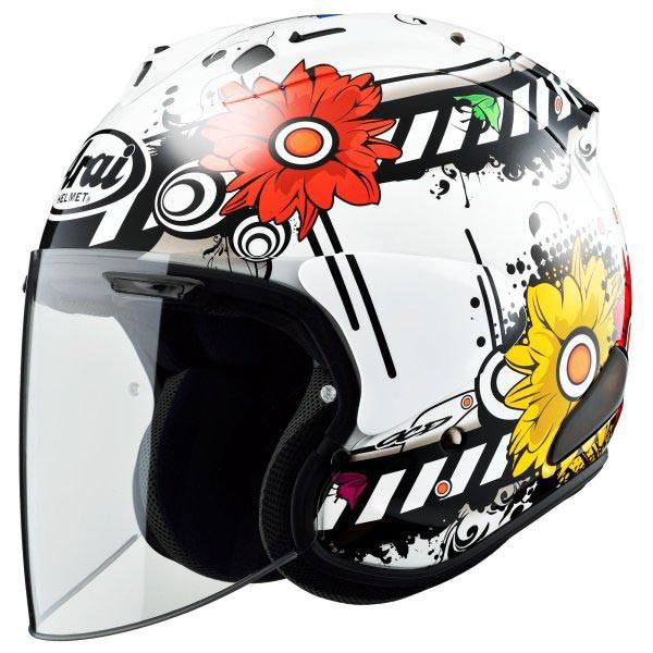 Arai VZ-RAM BLOSSOM(ブロッサム) オープンフェイスヘルメット au Wowma!(ワウマ)