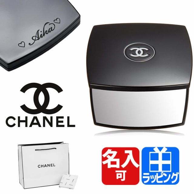 da61eddfb44c [名入れ] CHANEL シャネル 国内正規品 ダブル コンパクトミラー ミロワール ドゥーブル ファセット