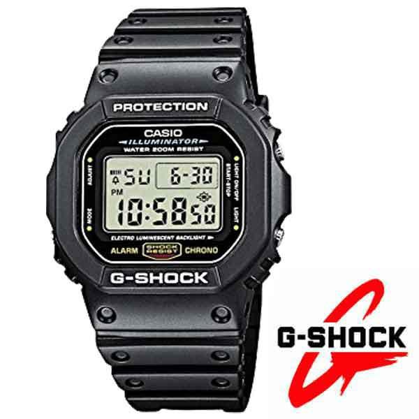 3c5bbf0fe7 CASIO [カシオ] G-SHOCK Gショック DW-5600E-1V カシオ 防水 耐衝撃 ...
