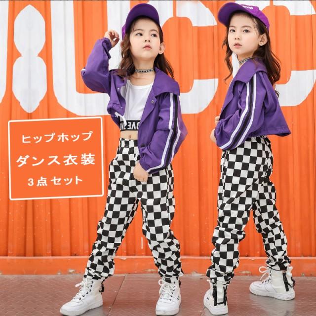 b7eed853d7510 ダンス衣装 子供服 キッズ衣装 セットアップ キッズ ジャージ 上下 おしゃれ ショーツ ヒップ ホップ ダンス 練習