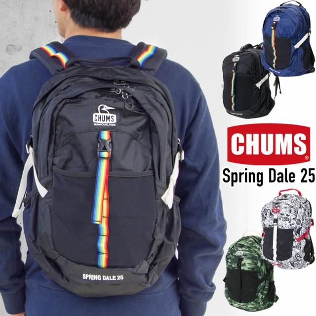 9cbd0aeb57da チャムス / CHUMS SPRING DALE II 25 スプリングデール25 II デイパック(リュックサック バック