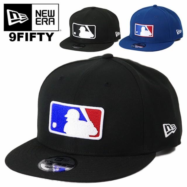 83b5494cf2f529 ニューエラ キャップ メンズ 帽子 9FIFTY New Era バッターマンロゴ MLB メジャーリーグベースボールロゴ スナップ