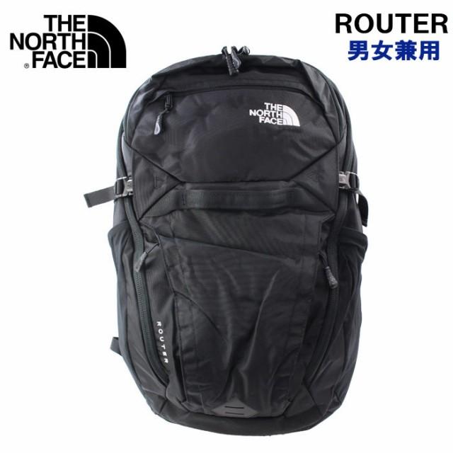 8fe11547254e THE NORTH FACE リュック ROUTER ルータ NF0A3ETUJK3 ブラック リュックサック ノースフェイス バックパック 男女兼用