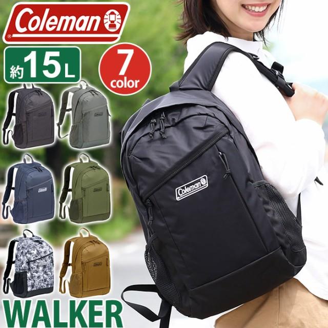f021e1dbcae6 コールマン Coleman リュック 15 ウォーカー 15L 正規品 リュックサック 小さめ バックパック 通学 旅行 デイパック