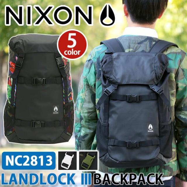 b7bdb95366ca 【正規品】 NIXON ニクソン LANDLOCK3 ランドロッ... 【正規品】 NIXON ニクソン LANDLOCK3 ランドロック3 バックパック  リュックサック ...