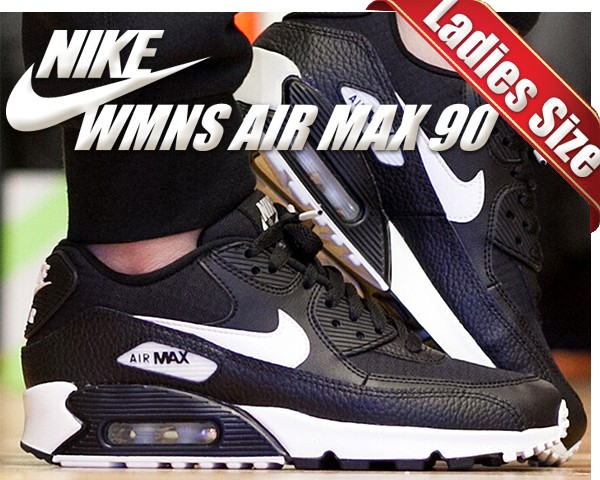 quality design 2f520 5ecdb  送料無料 ナイキ ウィメンズ エアマックス 90 NIKE WMNS AIR MAX 90 black