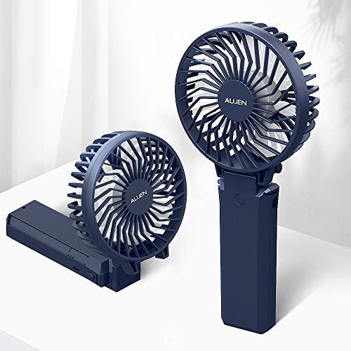 【2020年最新】Aujen 携帯扇風機 充電式 最大作動...