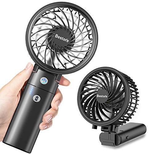 携帯扇風機 USB充電式 手持ち扇風機 卓上扇風機 ...