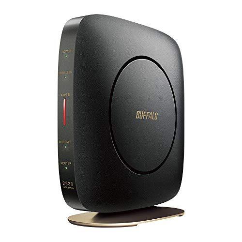 【Amazon.co.jp 限定】BUFFALO WiFi 無線LAN ルー...