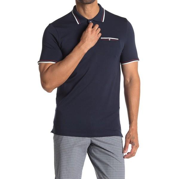 ベンシャーマン メンズ ポロシャツ トップス Cont...