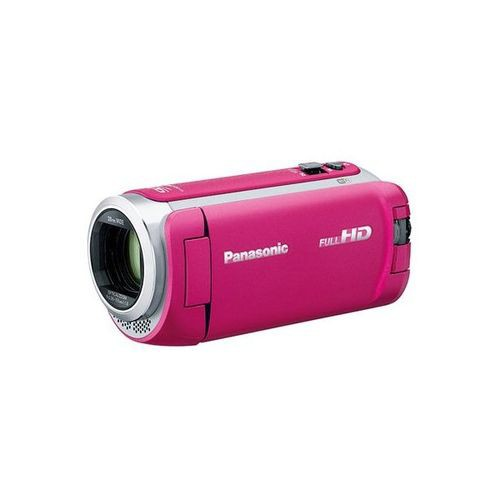 デジタルハイビジョンビデオカメラ ピンク パナソニック HC-WZ590M