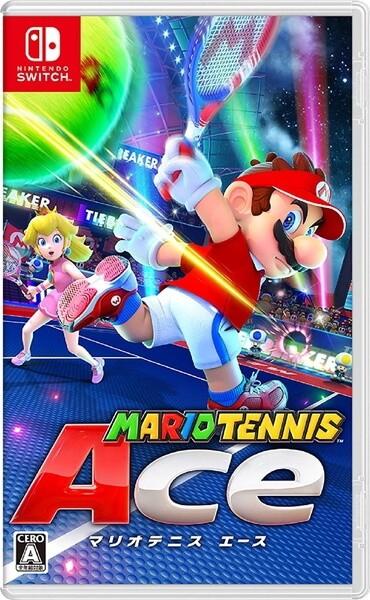 【Nintendo Switch】マリオテニス エース