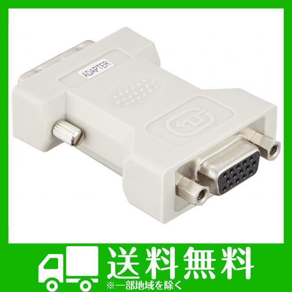 サンワサプライ DVIアダプタ(VGA-DVI) AD-DV02K