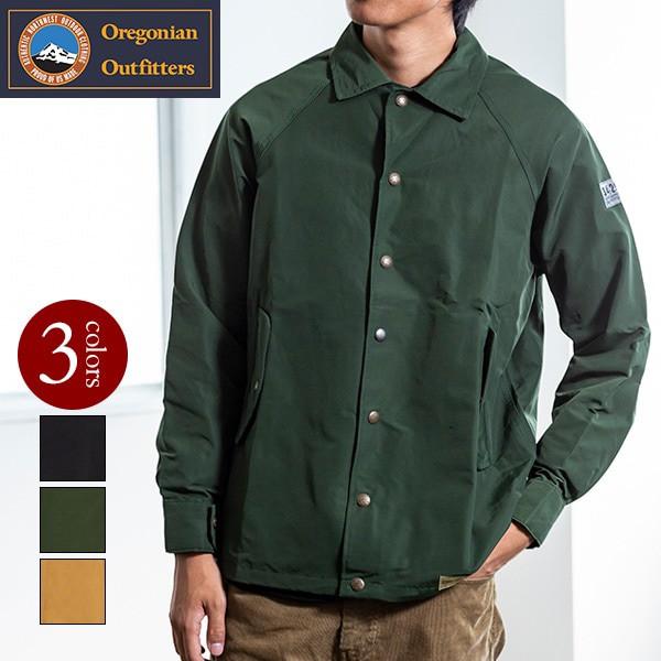 f4911873c841 [オレゴニアンアウトフィッターズ/Oregonian Outfitters]レドモンドコート コーチジャケット メンズ アメリカ 秋冬 OOJ
