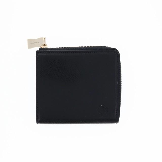 38c9a41eee15 オロビアンコ Orobianco ソリッドシリーズ ラウンドファスナー ミニ財布 L型 財布 型押しレザー メンズ ブラック